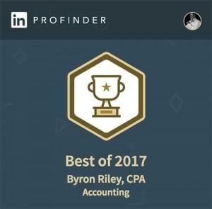 Byron Riley LinkedIn Badge